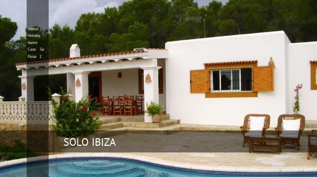 Hostal Holiday home Casa Sa Paisa 2, opiniones y reserva