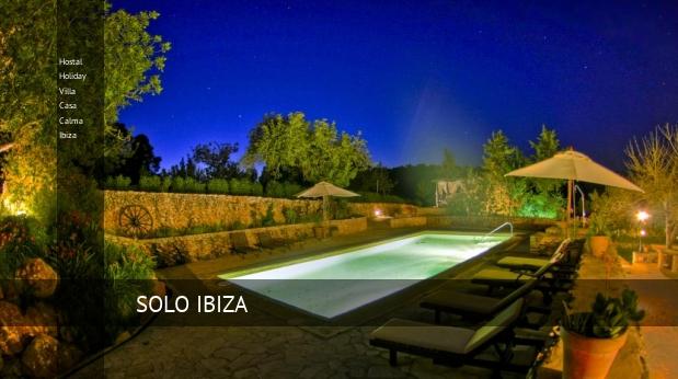 Holiday Villa Casa Calma Ibiza, opiniones y reserva