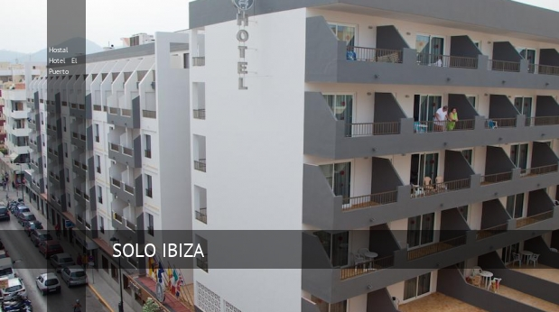 hostal hotel el puerto