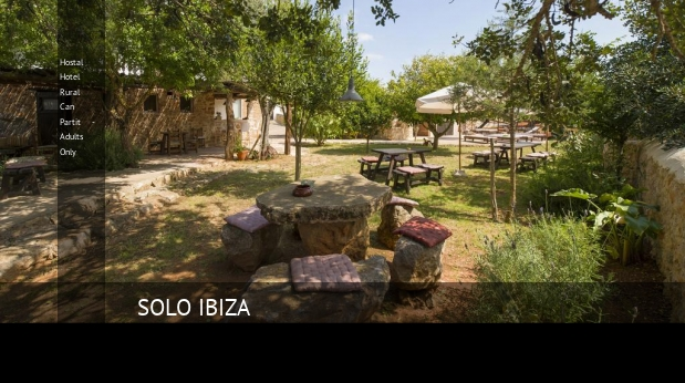 Hotel Rural Can Partit - Adults Only, opiniones y reserva