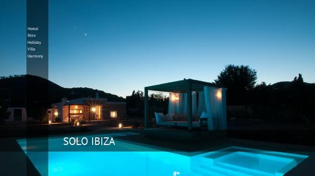 Ibiza Holliday Villa Harmony, opiniones y reserva