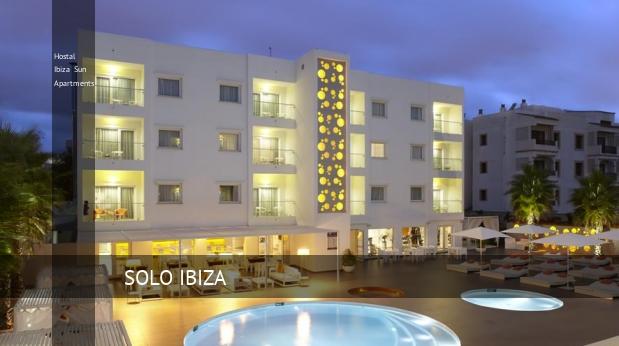 Hostal Ibiza Sun Apartments, opiniones y reserva