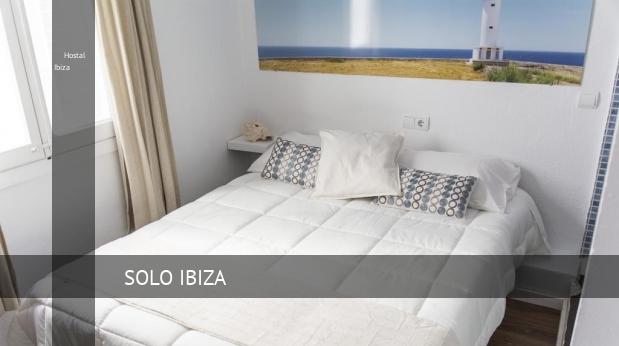 Hostal Ibiza, opiniones y reserva