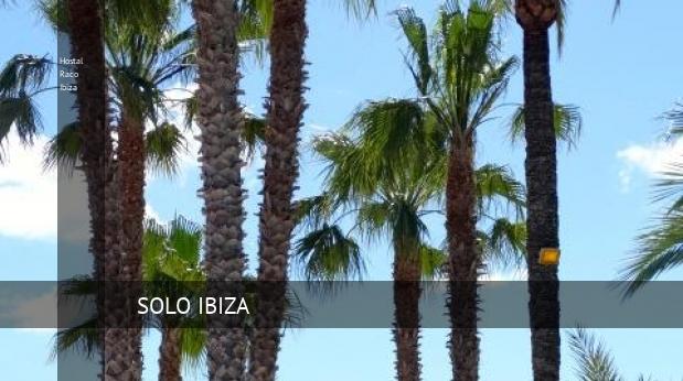 Hostal Raco Ibiza, opiniones y reserva