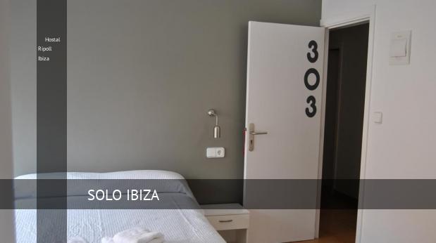 Hostal Ripoll Ibiza, opiniones y reserva