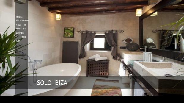 Six-Bedroom Villa in Joan de Labritja / San Juan, opiniones y reserva