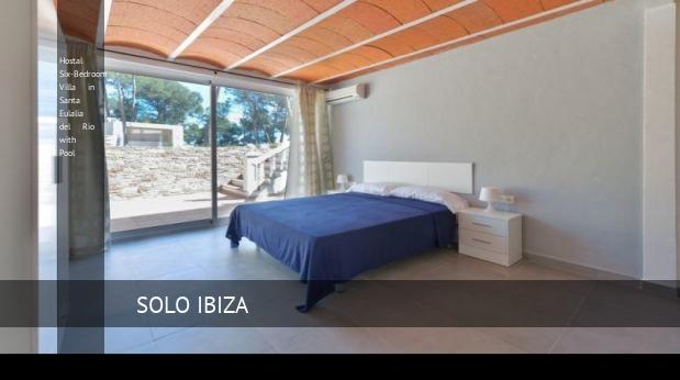 Six-Bedroom Villa in Santa Eulalia del Río with Pool, opiniones y reserva