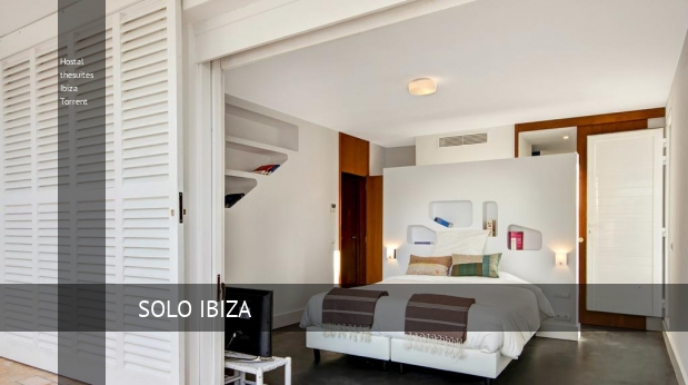 Hostal thesuites Ibiza Torrent, opiniones y reserva