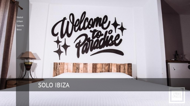 Hostal Urban Spaces Ibiza, opiniones y reserva