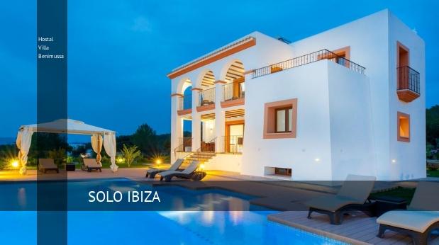 Villa Benimussa, opiniones y reserva