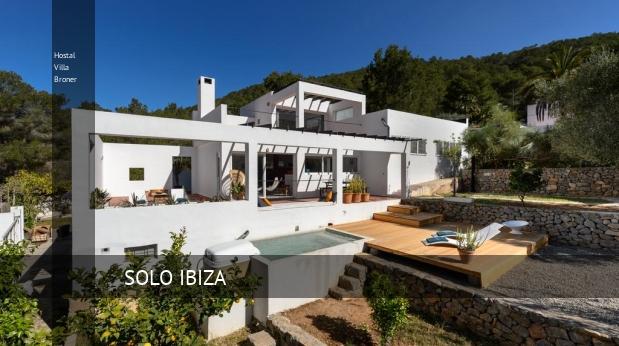 Villa Broner, opiniones y reserva