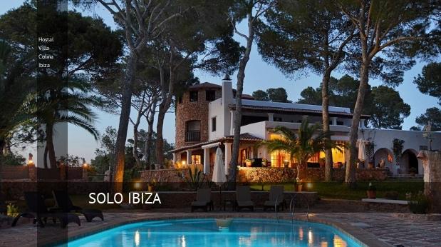 Villa Colina Ibiza, opiniones y reserva