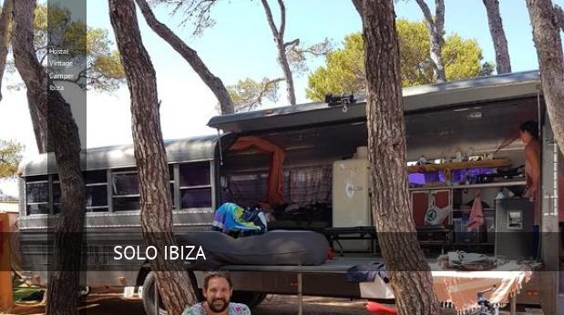 hostal vintage camper ibiza