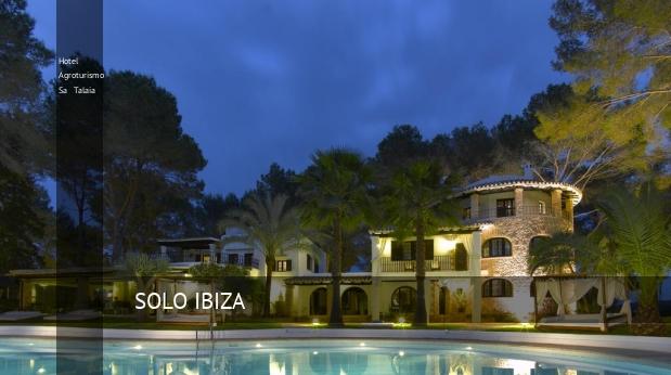 Hotel Agroturismo Sa Talaia, opiniones y reserva