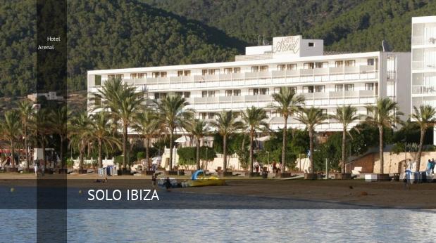 Hotel Arenal, opiniones y reserva