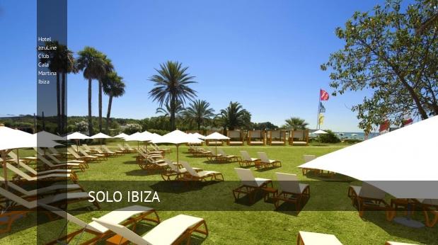 Hotel azuLine Club Cala Martina Ibiza, opiniones y reserva