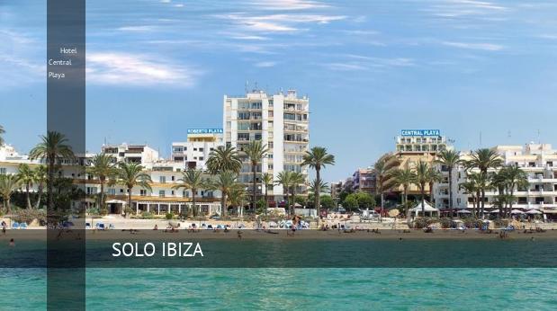 Hotel Central Playa, opiniones y reserva