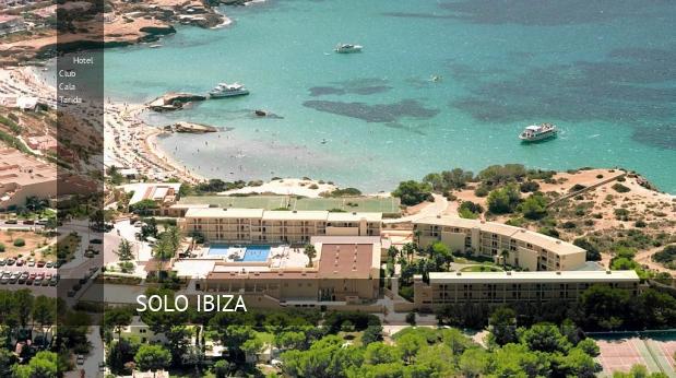 Hotel Club Cala Tarida, opiniones y reserva