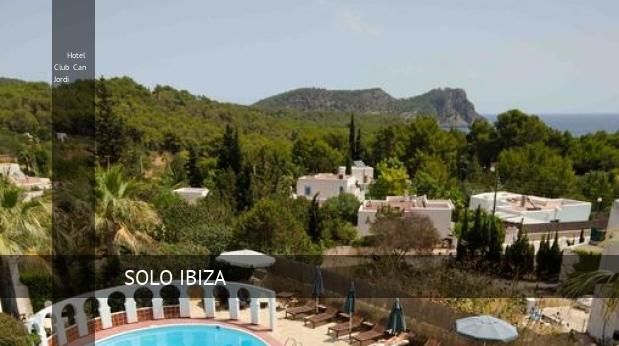 Hotel Club Can Jordi, opiniones y reserva
