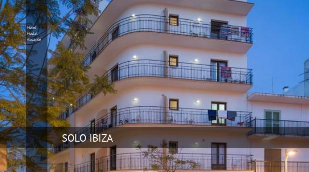Hostal Alicante, opiniones y reserva