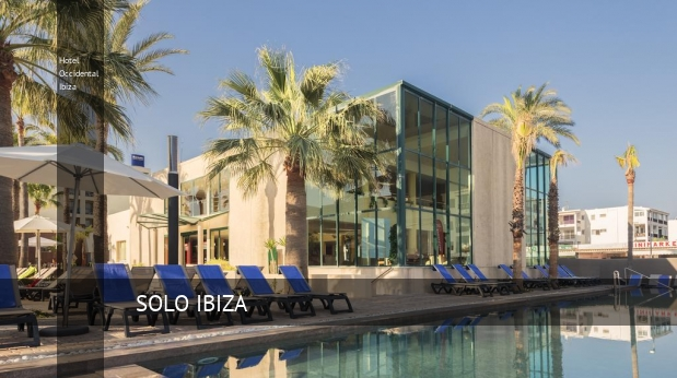 Hotel Occidental Ibiza, opiniones y reserva
