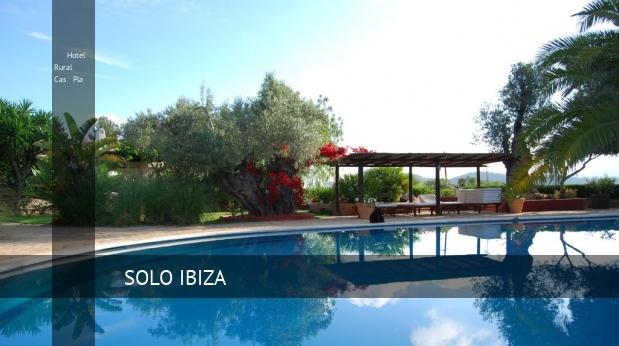Hotel Rural Cas Pla, opiniones y reserva