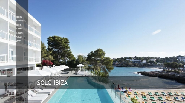 Hotel Sensimar Ibiza Beach Resort