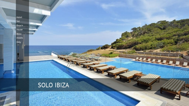 Hotel Sol Beach House Ibiza - Adults Only, opiniones y reserva