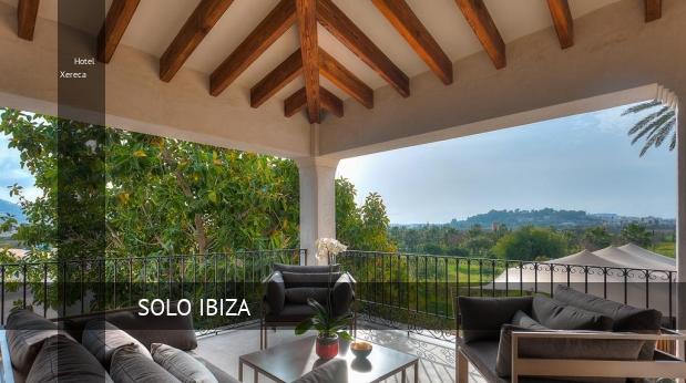 Hotel Xereca, opiniones y reserva
