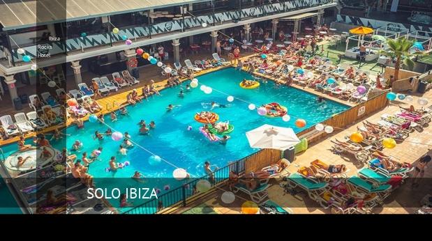 Ibiza Rocks Hotel, opiniones y reserva