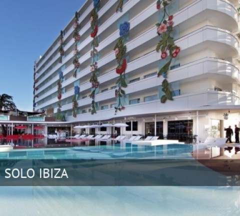 Ushuaia Ibiza Beach Hotel - Adults Only, opiniones y reserva