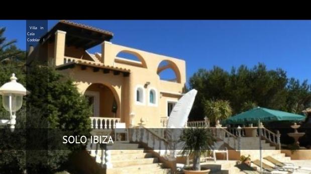 Villa in Cala Codolar I, opiniones y reserva