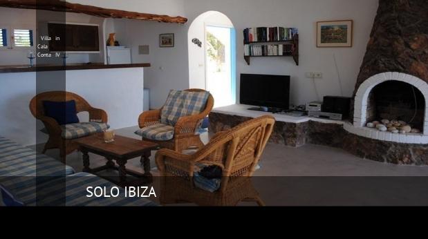 Villa in Cala Conta IV, opiniones y reserva