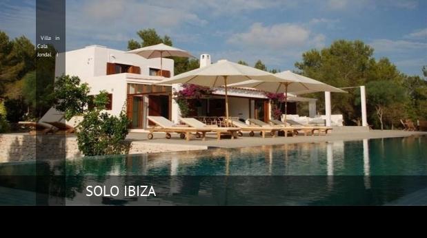 Villa in Cala Jondal I, opiniones y reserva