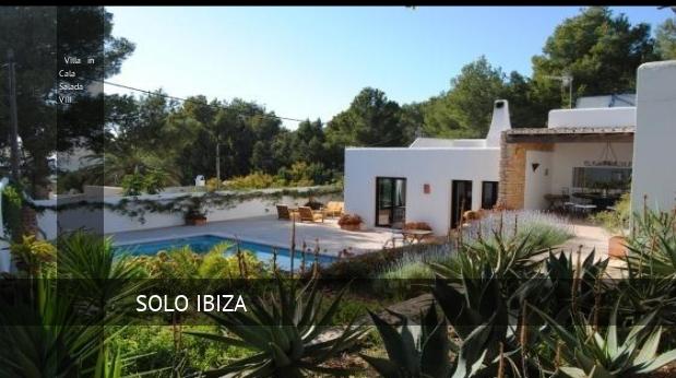 Villa in Cala Salada VIII, opiniones y reserva