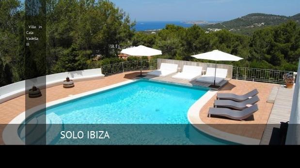 Villa in Cala Vadella III, opiniones y reserva