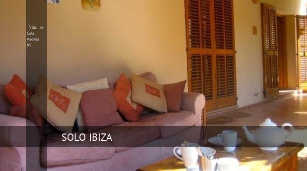 Villa in Cala Vadella XV, opiniones y reserva