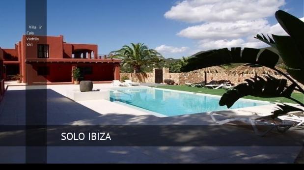 Villa in Cala Vadella XVI, opiniones y reserva