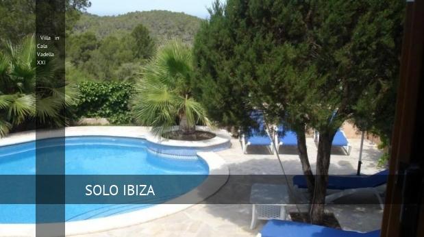 Villa in Cala Vadella XXI, opiniones y reserva