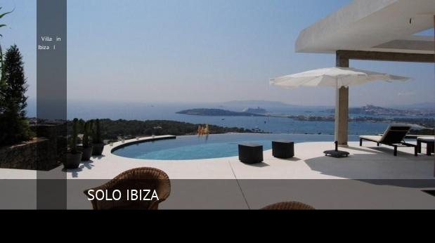 Villa in Ibiza I, opiniones y reserva