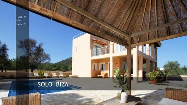 Villa in Ibiza Town IV, opiniones y reserva