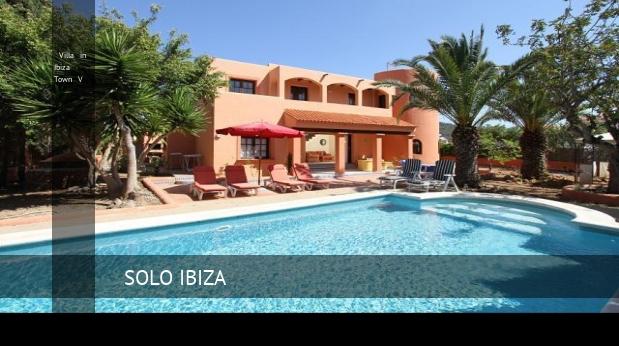 Villa in Ibiza Town V, opiniones y reserva