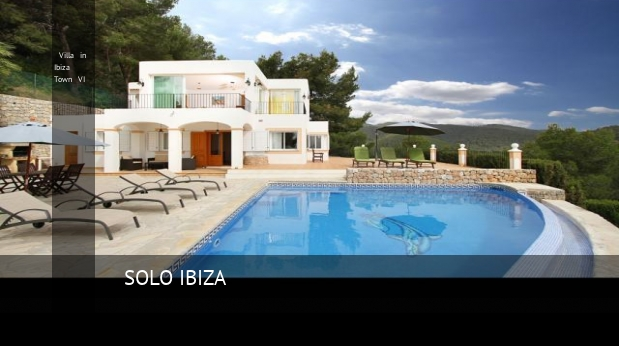 Villa in Ibiza Town VI, opiniones y reserva