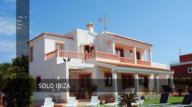 Villa in Ibiza Town VIII, opiniones y reserva