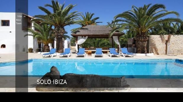 Villa in Ibiza Town, opiniones y reserva
