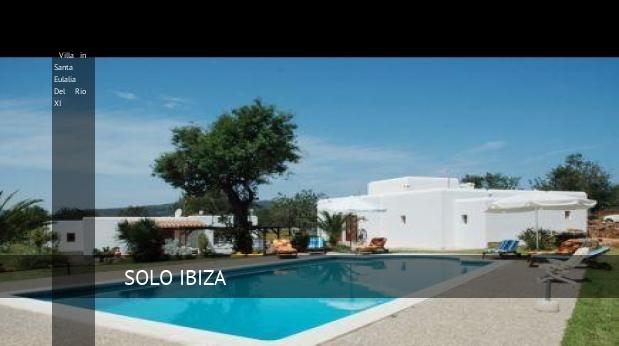 Villa in Santa Eulalia Del Rio XI, opiniones y reserva
