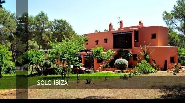 Villa in Santa Gertrudis II, opiniones y reserva