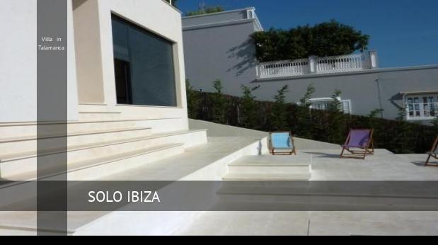 Villa in Talamanca, opiniones y reserva