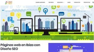 Diseño Web Ibiza