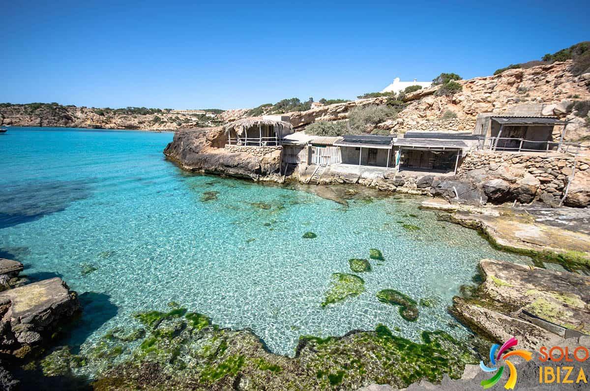 los 10 mejores lugares de Ibiza para visitar cala tarida